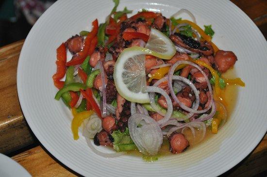 Bravo - insalata di pesce