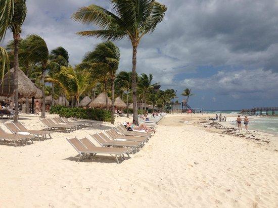 The Grand Mayan Riviera Maya: Beach of Grand Mayan Resort