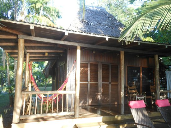 Bosque del Cabo Rainforest Lodge: Lapa