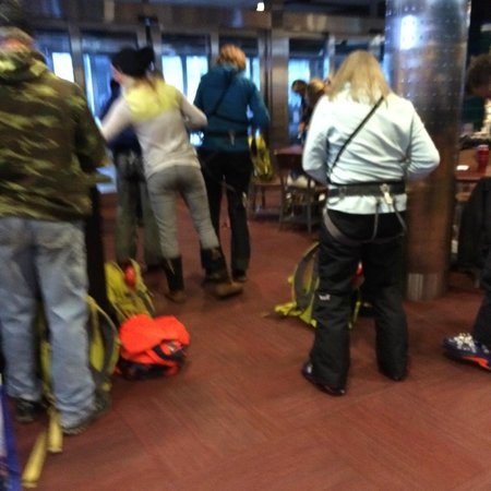 Hotel Alyeska: Ski In - Ski Out