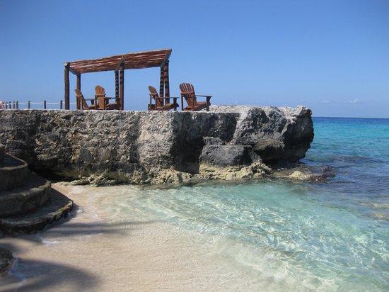Playa Azul Golf, Scuba, Spa : Favorite spot