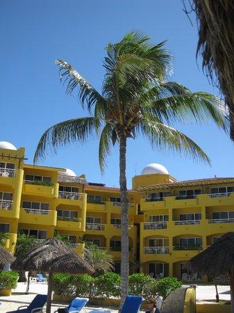 Playa Azul Golf, Scuba, Spa : Lovely small hotel