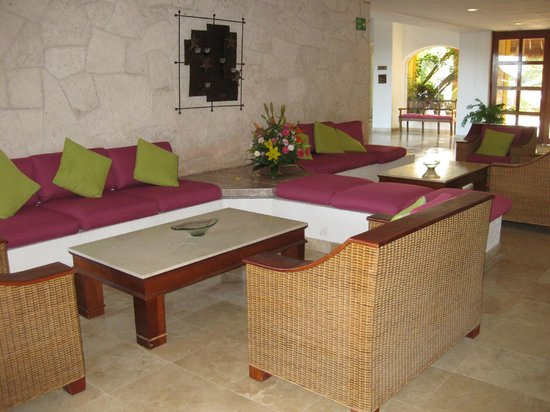 Playa Azul Golf, Scuba, Spa: Lobby