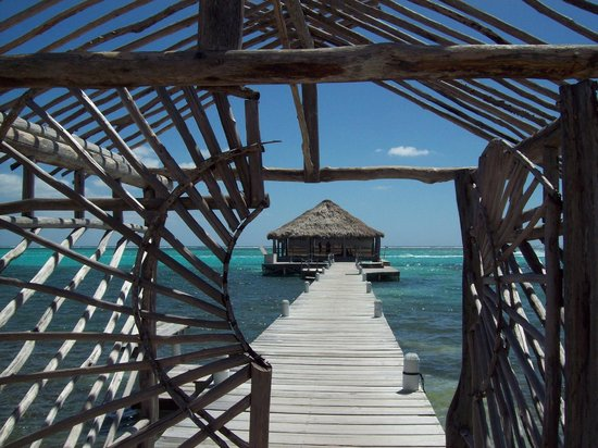 Ak'bol Yoga Retreat & Eco-Resort : The pier