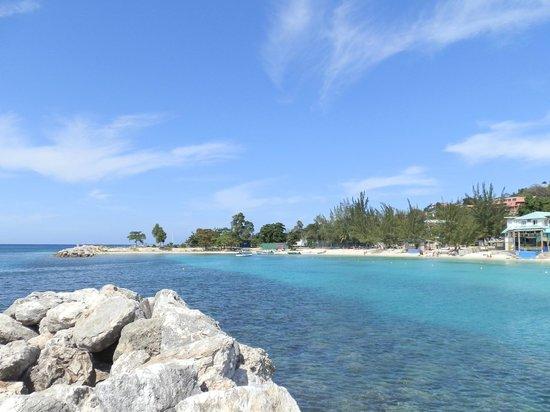 Aquasol Beach Park: montego bay