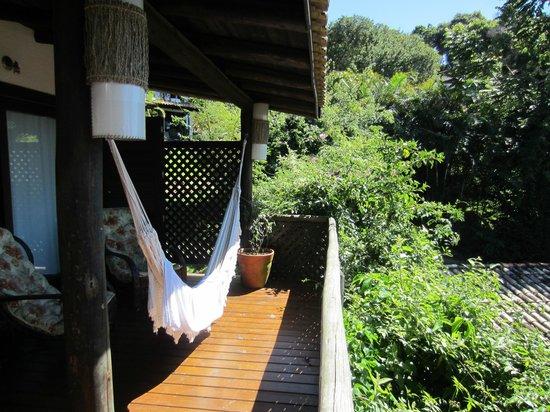 Morada dos Bougainvilles: Veranda