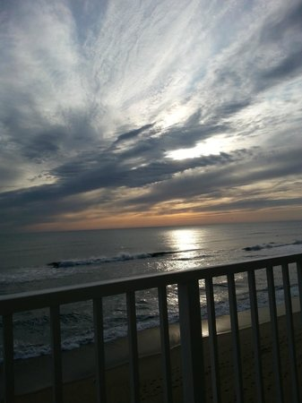 Sea Ranch Resort: View from balcony