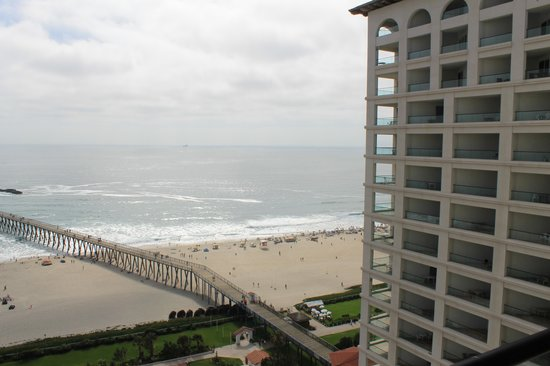 Rosarito Beach Hotel: View