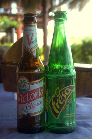 Villas Mombacho: Love a place that believes in recycling!