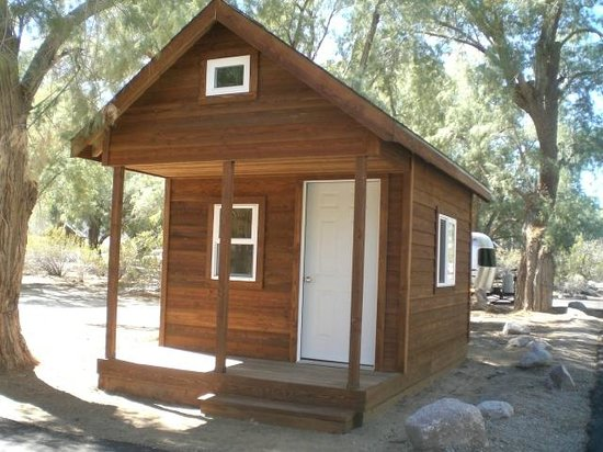 Borrego Springs, Californien: Cabin with Loft
