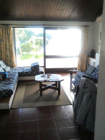 Vilanova Resort: living area