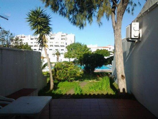 Vilanova Resort: large terrace
