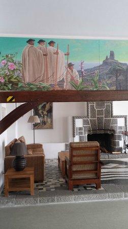Hotel Parador de Cruz de Tejeda : zonas comunes