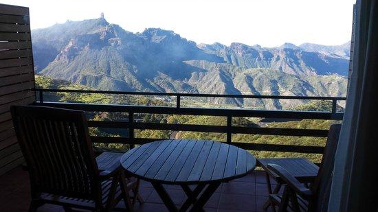 Hotel Parador de Cruz de Tejeda : vista