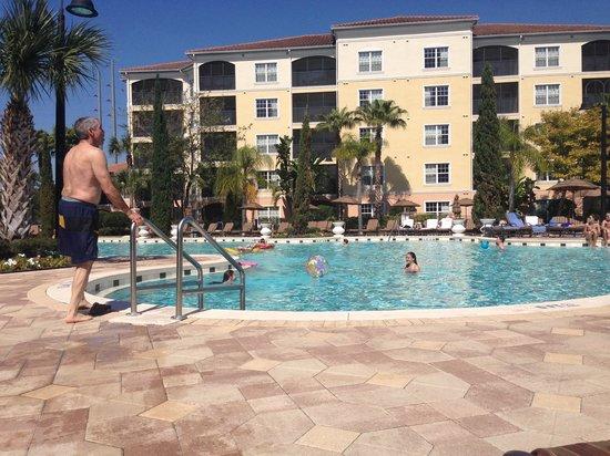 WorldQuest Orlando Resort: pool