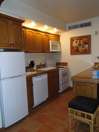 Worldmark Coral Baja: Kitchen in a studio unit