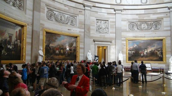 U.S. Capitol: National Statuary Hall