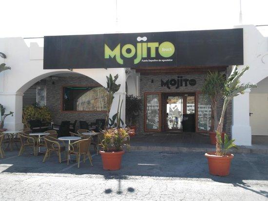 Mojito Beach Aguadulce