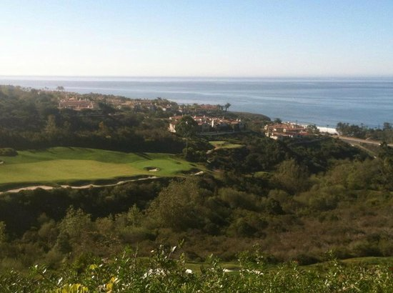 Marriott's Newport Coast Villas: View from just outside out suite
