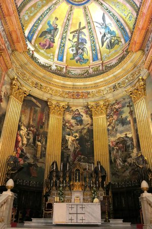 Interior 1 - Picture of Real Basilica de San Francisco el Grande, Madrid - Tr...