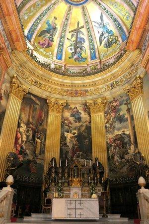 Interior 1 - Picture of Real Basilica de San Francisco el Grande, Madrid - Tr...