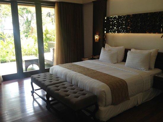 The Seminyak Beach Resort & Spa: Beach garden wing room