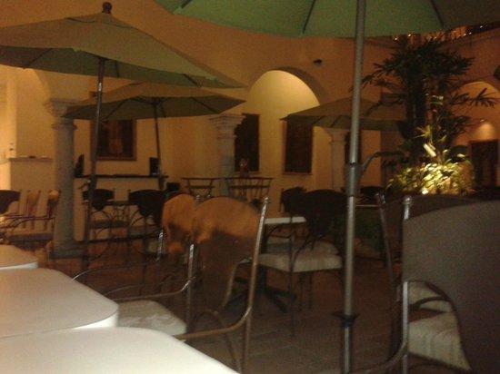 Casona Oaxaca: Restaurante