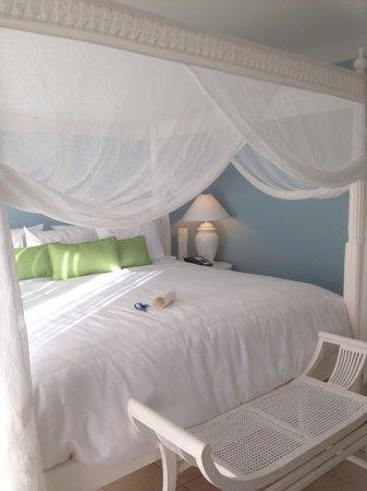 Anse Marcel, St. Maarten: Sonho de cama