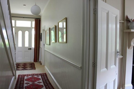 Coombe Farm Bed and Breakfast : entrance
