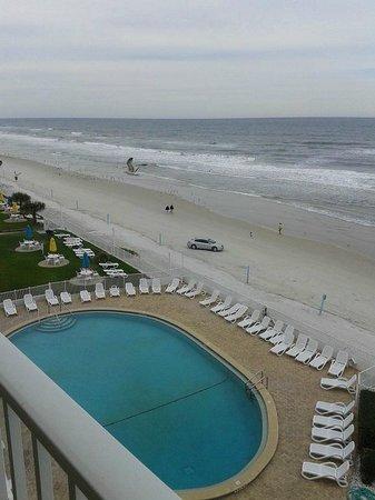 Perry's Ocean Edge Resort : Habitacion vista al mar !!!!