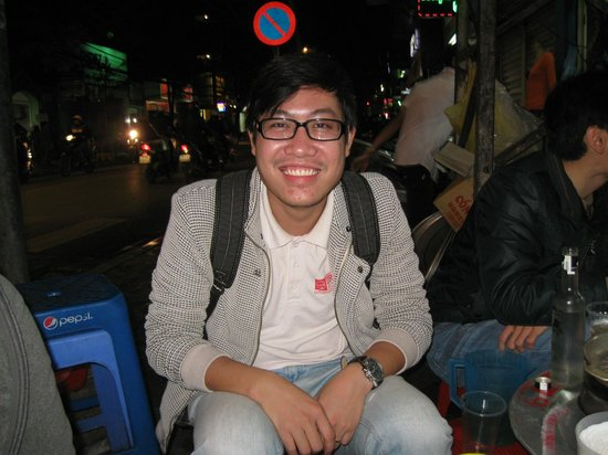 Hanoi Urban Adventures: Quan the guide
