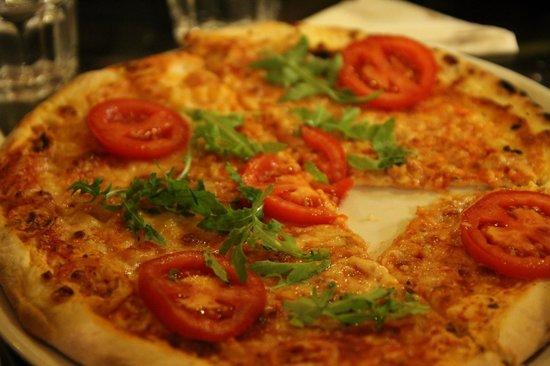 Bar Al Timon: Lovely pizza