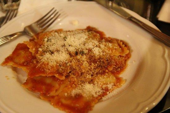 Bar Al Timon: Delicious pasta