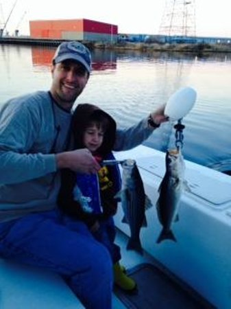 Rock Solid Fishing: Double header!