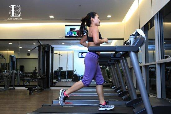 Lancaster Hanoi : Gym