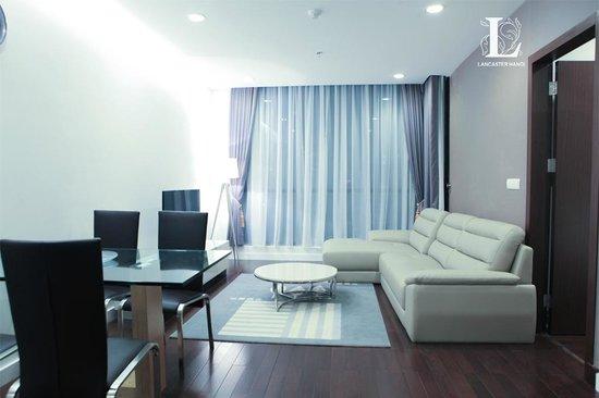 Lancaster Hanoi : Luxury City Apartments