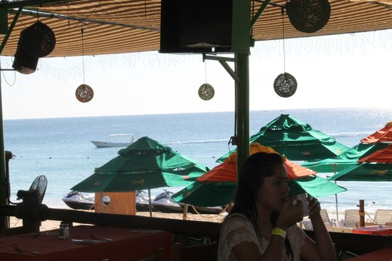 Sunday Brunch at the Mango Deck