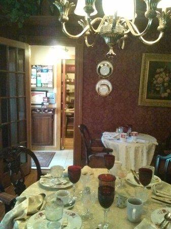 The Cedar House Inn: Such a beautiful place.