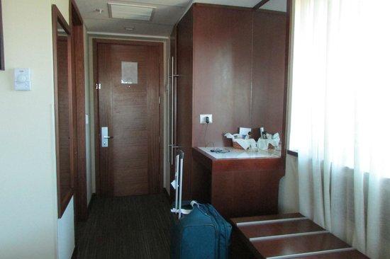 Hotel Manquehue Puerto Montt: habitación