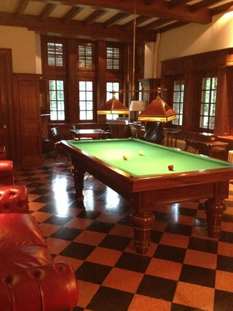 Estancia Villa Maria: Play room