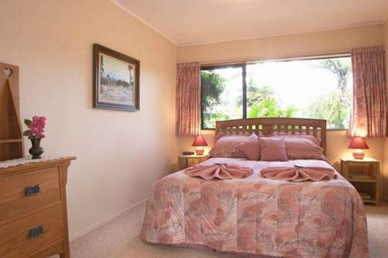 A Panoramic Country Homestay : Rose Room