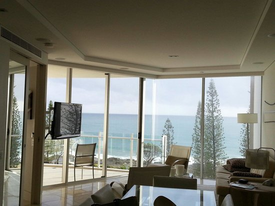 Oceans Mooloolaba: View from the living area