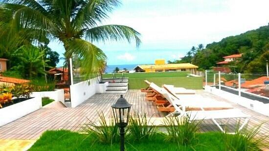 Solar Das Artes Pousada Boutique - Morro: piscina panorâmica