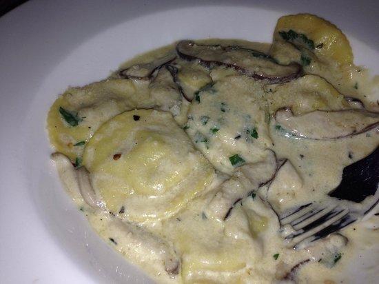 Alta Strada Foxwoods: Mushroom/Pasta