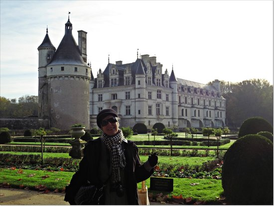 Loire Valley - Day Tours : Chenonceau