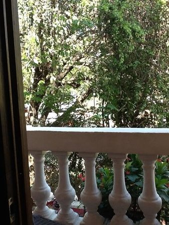 Casa La Fe - a Kali Hotel: view from bedroom balcony