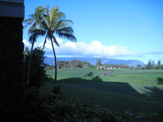 Westin Princeville Ocean Resort Villas: View