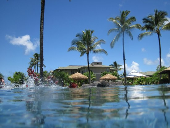 Westin Princeville Ocean Resort Villas: pool