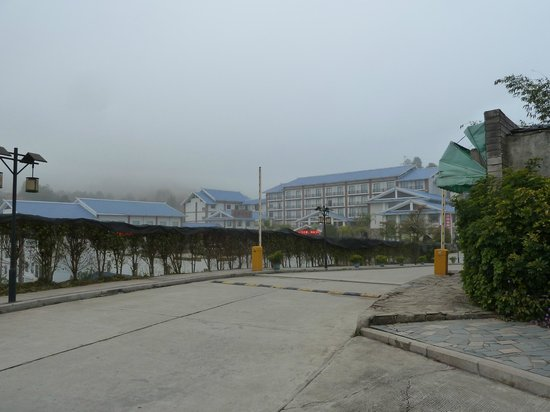 Hakka (International) Hot Spring Resort: Hotel in Spring