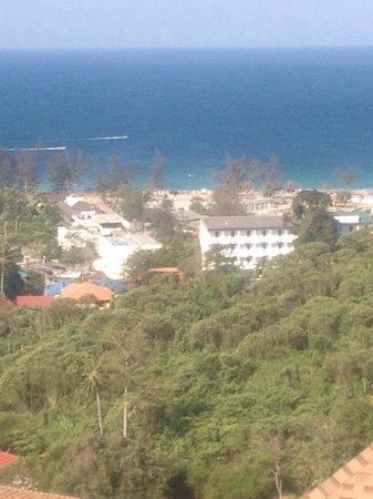 Karon Phunaka Resort and Spa: great views